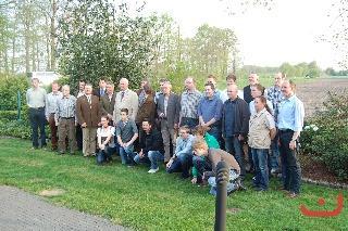 Lossprechung Jungjäger 2012